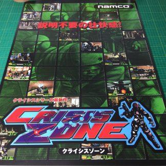Crisis Zone poster