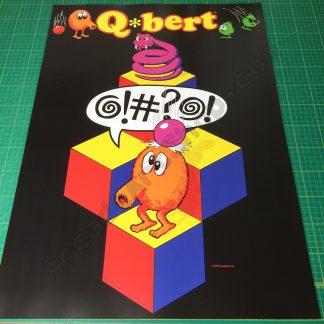 q-bert poster