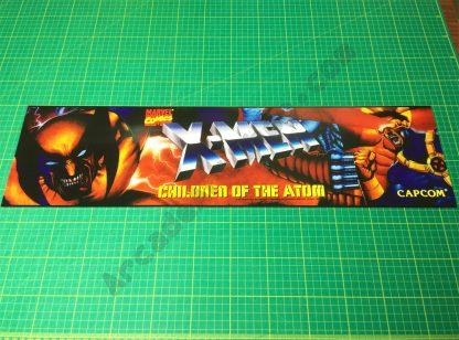 X-Men Children of the Atom marquee