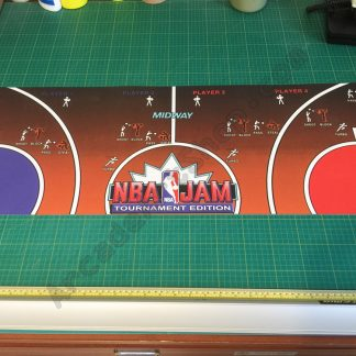 NBA Jam tournament edition cpo