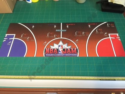 NBA Jam tournament edition cpo
