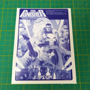 The Punisher CPS 1.5 label