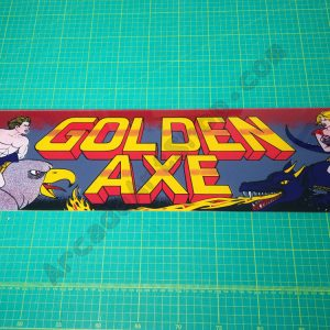 golden axe marquee
