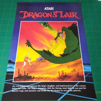 Dragons Lair poster