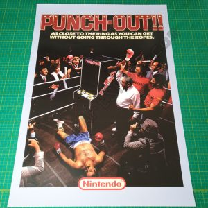 Punch-Out!! Poster