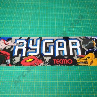 Rygar marquee