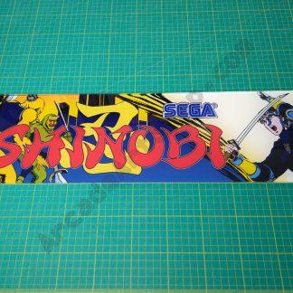 shinobi marquee