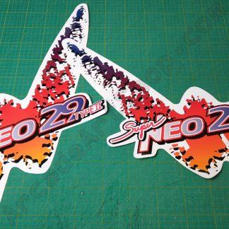 snk super neo 29 type 2 side art