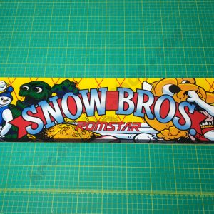 snow bros marquee