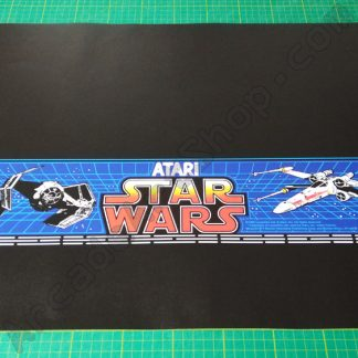 star wars upright marquee