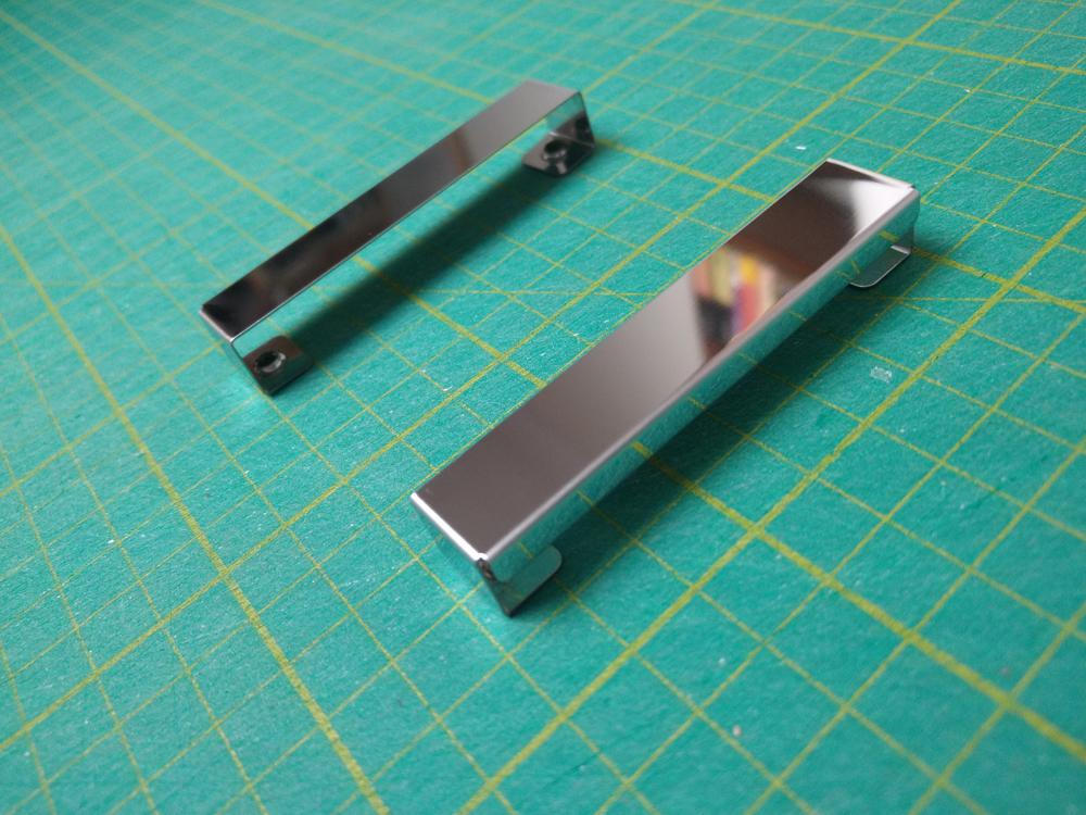 Sega chrome instruction space brackets (pair) NOA-1419 *SOLD OUT*