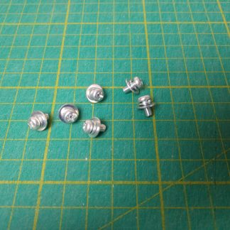 pan head machine screw m4x8mm