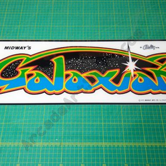 Galaxian marquee