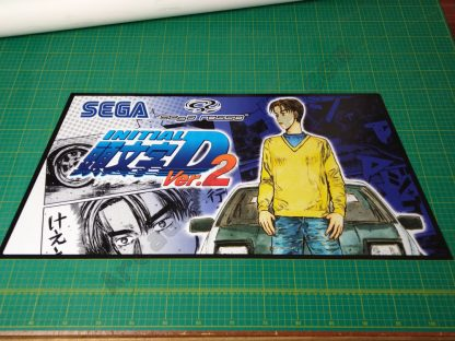 initial-d 2 single marquee