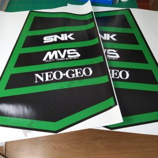 Lordsvale neo geo mvs side art pair