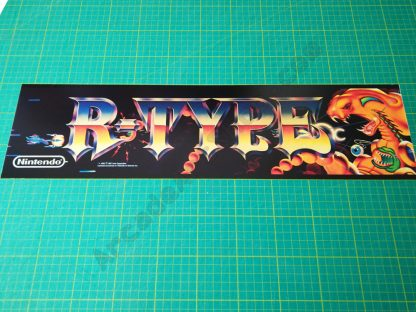 R-Type marquee