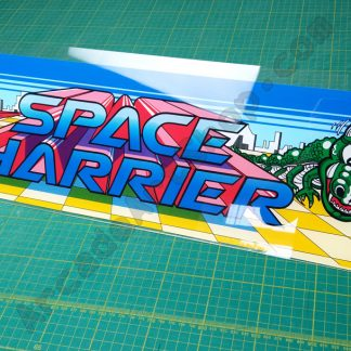 space harrier marquee plexi perspex