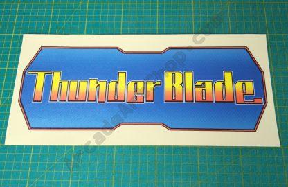 Thunderblade cabaret marquee
