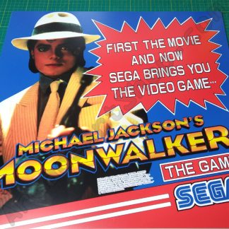 moonwalker topper