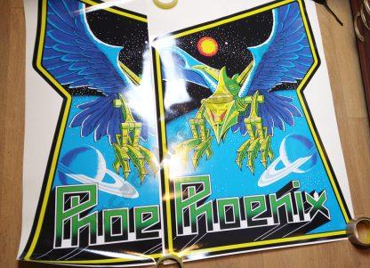 Phoenix side art pair