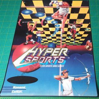 Hyper Sports poster