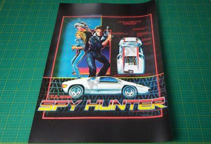 Spy Hunter poster