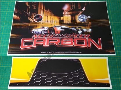Need for speed carbon base decals