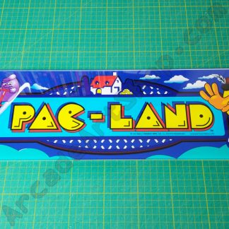 Pac-Land marquee pacland