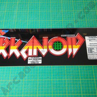 Arkanoid marquee electrocoin version
