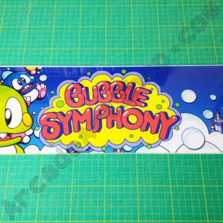 Bubble Symphony marquee (Bubble Bobble 2)