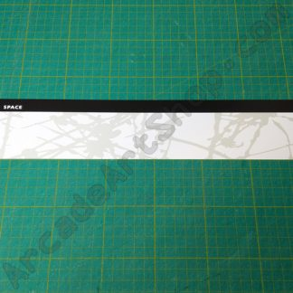 konami windy instruction space decal