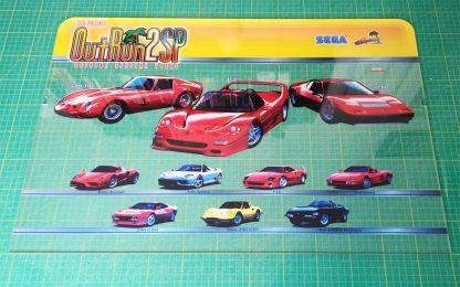outrun 2 sp special custom topper plexi