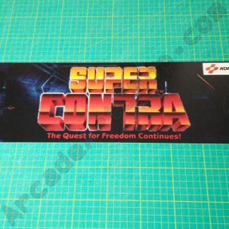 Super Contra marquee