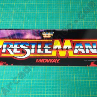 wwf wrestlemania marquee