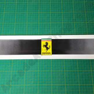 outrun 2 upright upper bezel decal ORT-1408UK