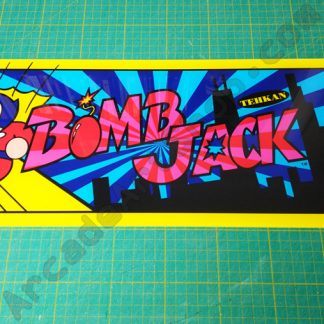bombjack perspex marquee