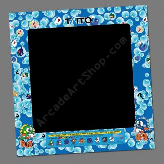 Bubble Bobble bezel goliath