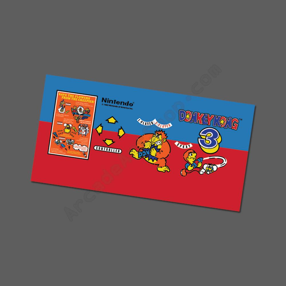 double dragon 2 arcade controls