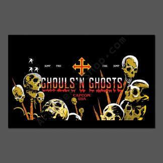 ghouls n ghosts cpo