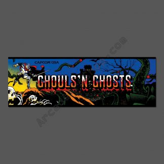 ghouls n ghosts marquee full size