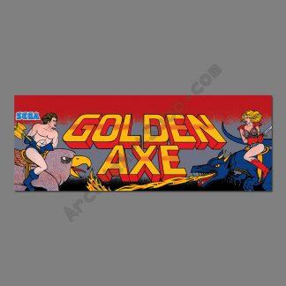 Golden Axe marquee full version