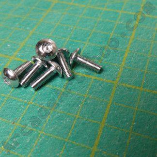 m4x12 security torx screws