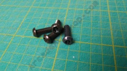 m6x20mm torx head screws