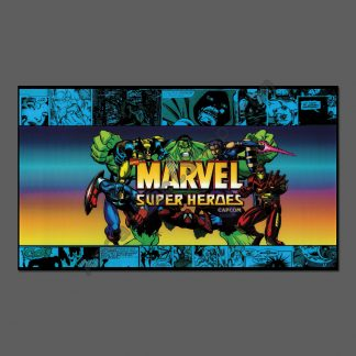 marvel super heroes marquee