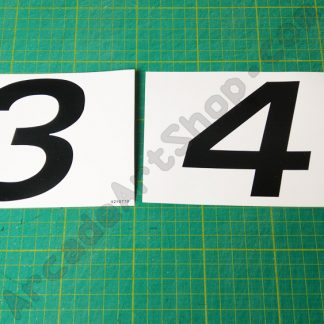 nos original sega rally seat numbers
