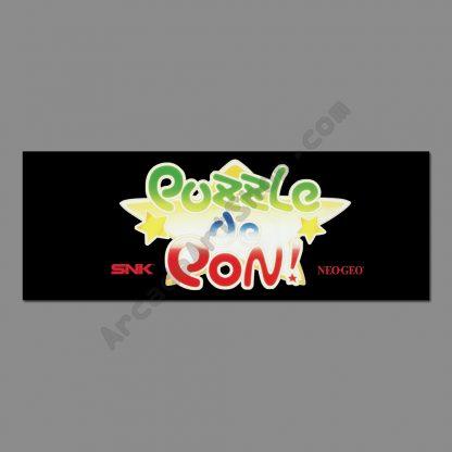 puzzle de pon marquee