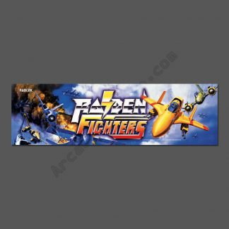 raiden fighters marquee