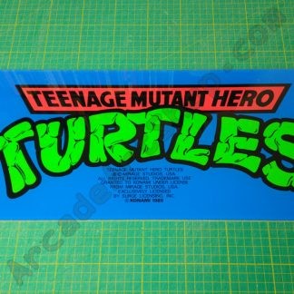 teenage mutant hero turtles orignal marquee
