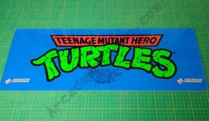teenage mutant hero turtles orignal marquee