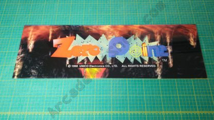 original zero point perspex marquee